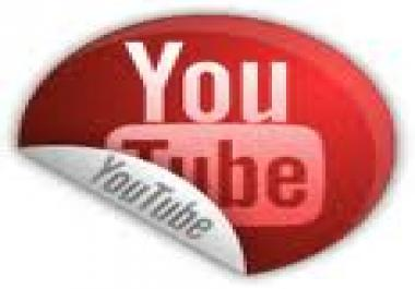 provide 5,000 YouTube Channel Views