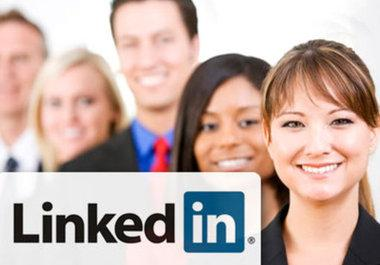 give you 2 linkedin recommendations or positive endorsements in less than 2 hours guaranteed