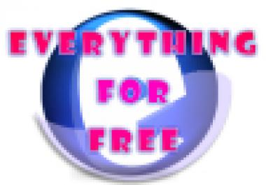 teach you how and where you can download everything for FREE