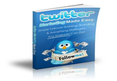 give you amazing Twitter Marketing tool that will get you followers,traffic,and sales