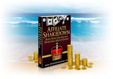 give you a high quality ebook unlocking the secrets to build a fast cash affiliate empire