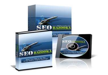 give you 1 ebook and 2 bonus videos to blast your way to the TOP of the search engine ranking and REMAIN there