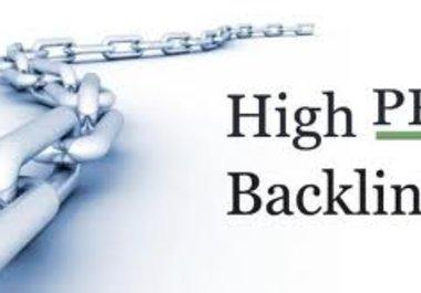 create 260 verified profile backlinks with PR 4 to 7 in Angela