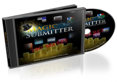 give Magic Submitter for articles, videos and more..
