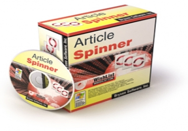 give Article Spinner