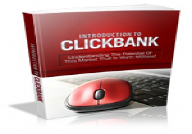 give you 4 extreme instructional EBooks and Video Courses to harnessing Click Bank products and profits