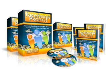 give you 4 excellent Facebook Ebook and Video courses to learn how to harness facebook marketing