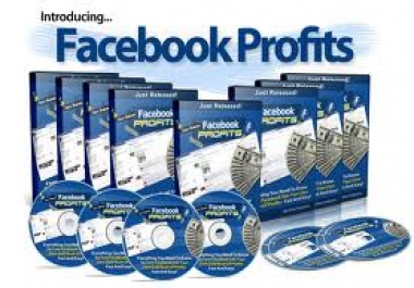 offer you facebook profit video tutorials
