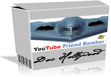 give Youtube friend Bomber