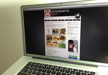 design a MobiMediaPro Reseller Website for you to sell mobile websites
