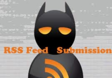 Submit ten of your RSS feeds to a lot of then seventy rss directories