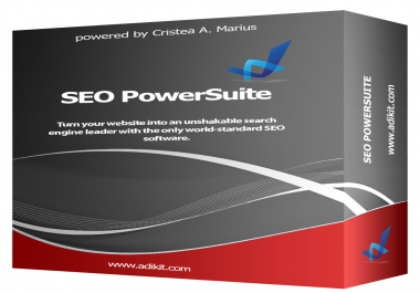 give SEO Powersuite
