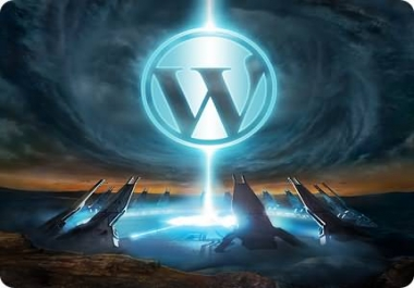 help you to install wordpress, theme and 5 necessary plugins on your site in remote control