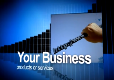 make one special business video