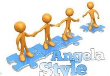 create 12 REAL Angela Links from PR8 2.0 Authority Sites®, Dofollow, AnchorText, Viewable, Verified, Panda Update Friendly