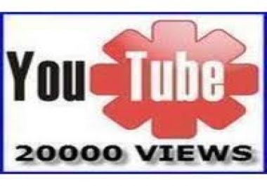 get you 20000+ in no time youtube views, 35+ likes, 20+ subscribers, 10+ favorites in seventy two hours, dead one package to spice up your video