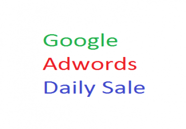 guide you to get at least 1 Daily Sale from Google Adwords