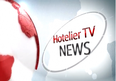 make one professional NEWS video intro for your Logo Text