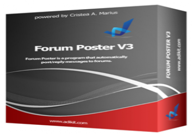 give Forum Poster