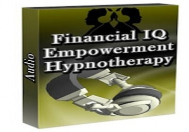 help you achieve financial success with a millionaires mindset with this 18mins mp3 hynotherapy track