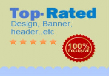 Proffesional design any header,banner for you Site