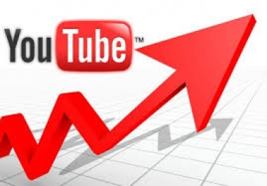 i will Provide You 2500+ Real/Human/Unique/Active YouTube Views 100% Safely.