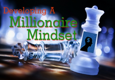 give you The Midas Touch Millionaire Mindset training audio