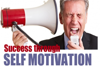send you Success Through Self Motivation audio program
