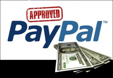 Give Paypal USA Verified Account on your Name with Master Card