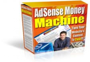 Give you Adsense Money Machine