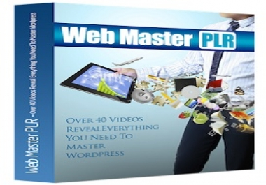 Teach You WordPress In 45 videos plus Bonuses