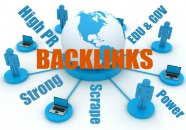 manually do 50 PR30 SEO high Page Rank Backlink to your website or products site