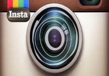 I will Add INSTANTLY 5000 NON DROP Instagram Followers or Likes