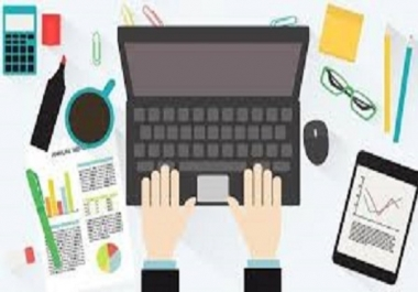 be your virtual helper in all areas such as design, project writing, research and summary , power point presentation et c
