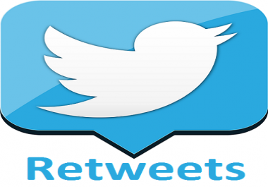 add 1000+ Twitter ReTweets And 1000+ Twitter Post Likes