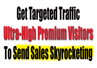 delivever 2000 twitter visitors to your sites or affiliate link