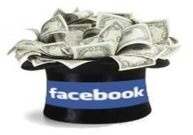 bring 100 users to your Facebook fan page