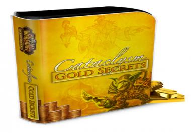 give you a Pro Wow Cataclysm Gold Strategy Guide