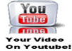 make you a youtube video promoting your product or service!