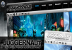 give you Jaggernaut wordpress template