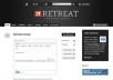 retreat v2 for WordPress