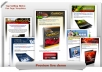give you 24 editable designs iframe Fan Page templates