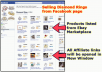 give you the right software how to turn your Facebook Page into an Amazon or Ebay