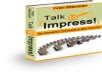 show you how to talk to impress and be a persuasive powerful popular successful and inspiring speaker in any occassion