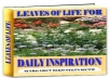 Enrich your Life Everyday with 296 Full Pages of Highly Inspiring Quotes, Letters and Prayers