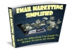 I'll give you a 110 pages high quality ebook on how to effectively use email to market your products for profits