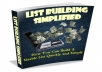 give you a high quality ebook disclosing how you can build a sizeable and highly responsive list fast and easy to get profit fast
