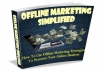 send you a 66 paged ebook on effective offline marketing strategies to promote your online business