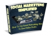 show you how to use social network marketing to make profits online