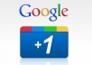 Get any web page 50 Google Plus Ones